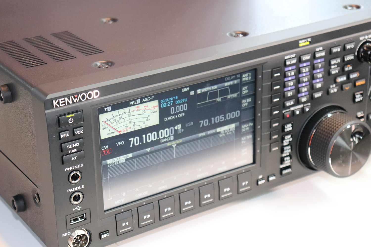 Kenwood TS-890S Pricing Announced — ICQ Amateur / Ham Radio