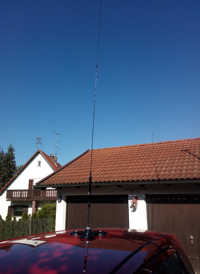 Komunica Power HF-PRO-2 Antenna Car Roof Mount.png