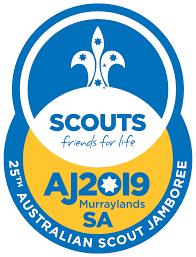 Scouts at AJ2019 Awaiting Amateur Radio Call.png