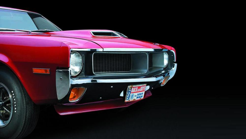 AMC AMX grille and air scoop.jpg