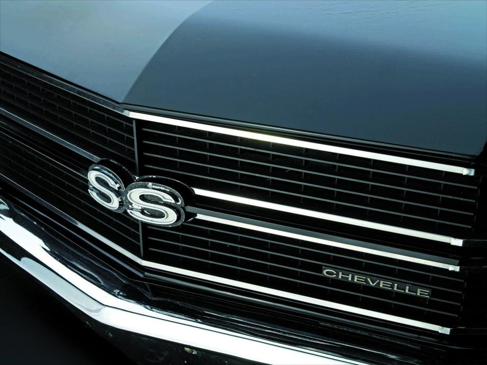 Chevelle SS 454 LS6 1970 grille detail.jpg