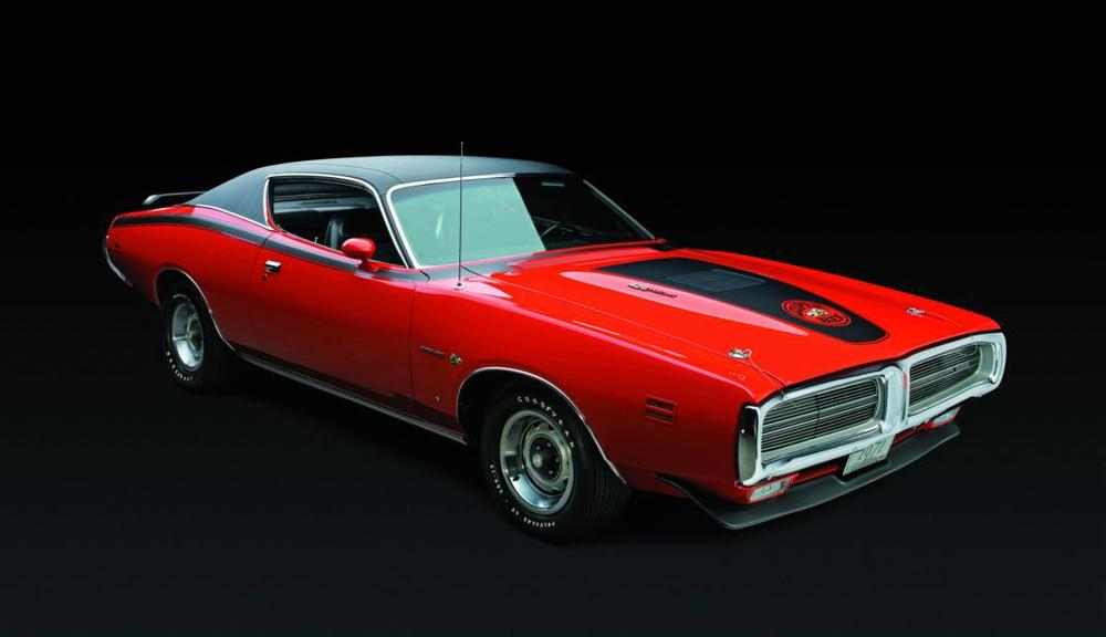 Dodge Charger Super Bee 1971 front 3-4.jpg