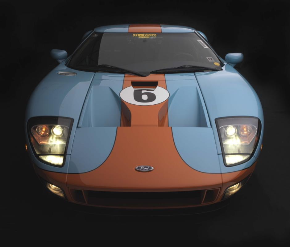 Ford GT OA front lights on.jpg