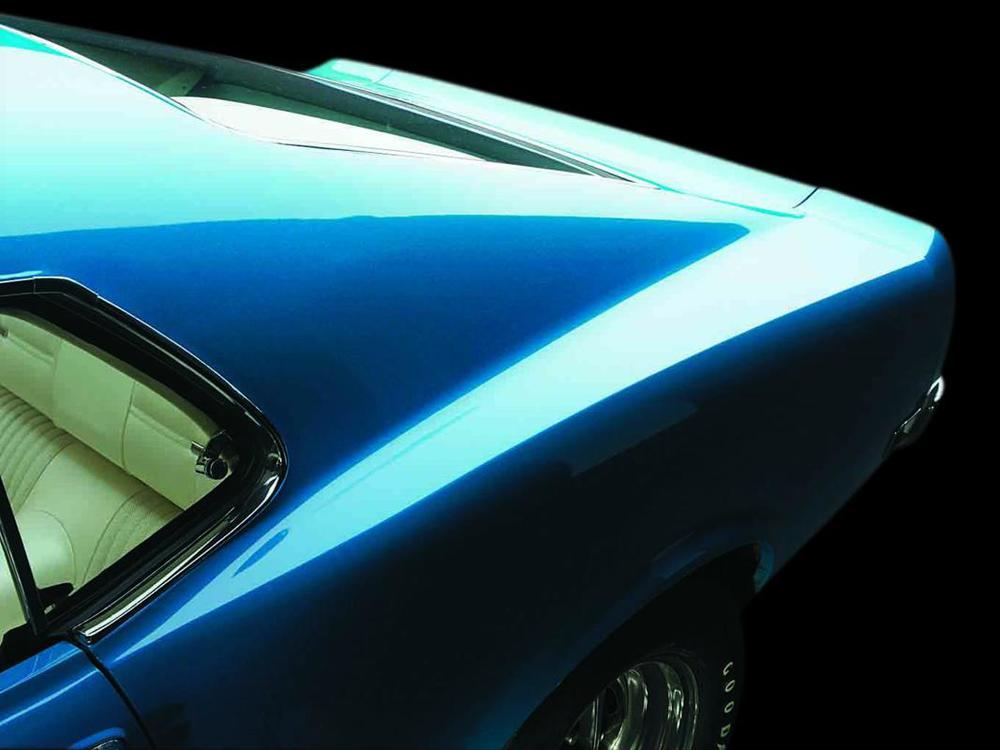 Ford Mustang Boss 429 1970 rear detail.jpg