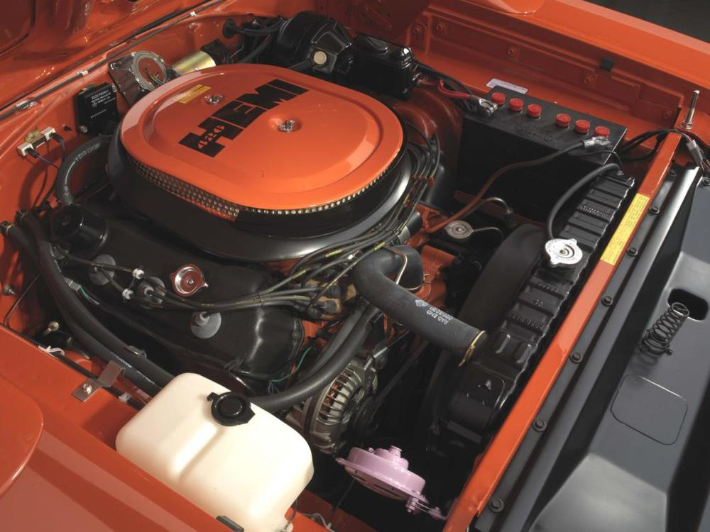 Hemi Orange Super Bird engine.jpg