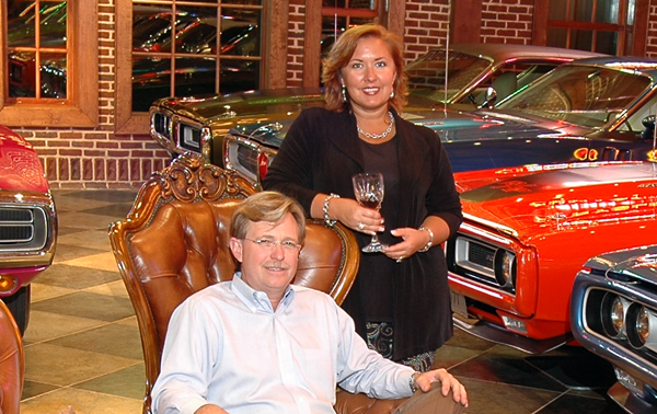 tim and pam wellborn  love  life and musclecars  u2014 wellborn musclecar museum