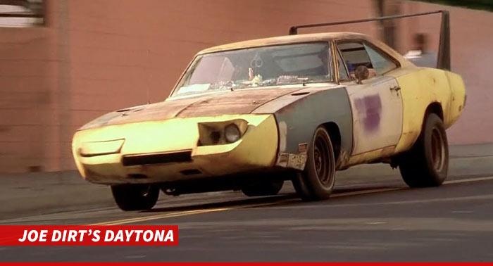 Daytona from movie Joe Dirt.