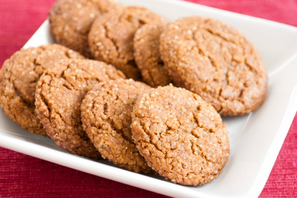 Delightful Christmas Gingersnap Cookies — KidneyBuzz