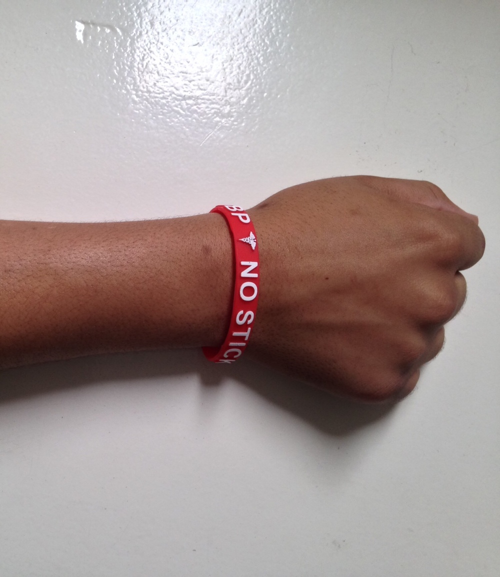 Fistula Protector Wristband Kidneybuzz