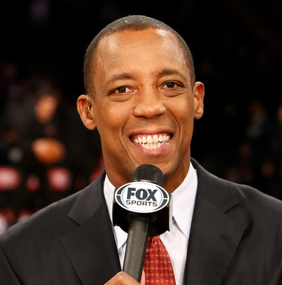 Sean Elliott - Retired professional basketball player.