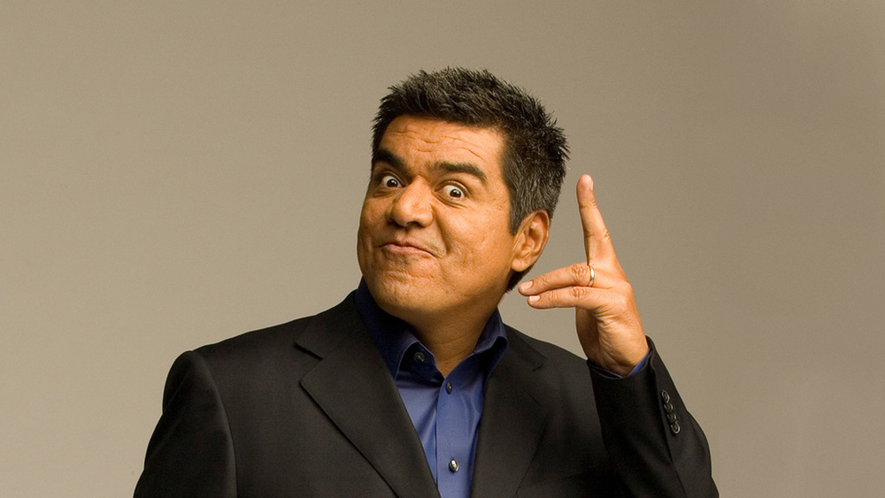 "George Lopez - Actor, comedian and former star of the ""George Lopez Show."""