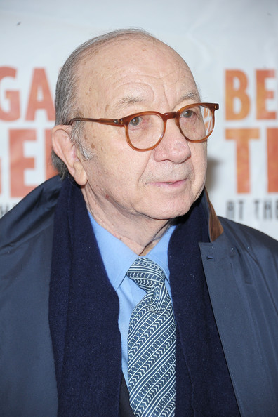 Neil Simon - Film producer, playwright and screenwriter.