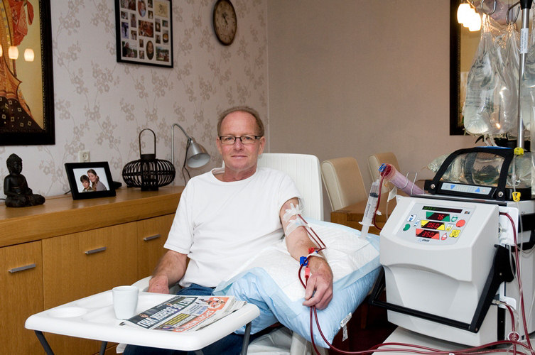 dialysis at home machine cost