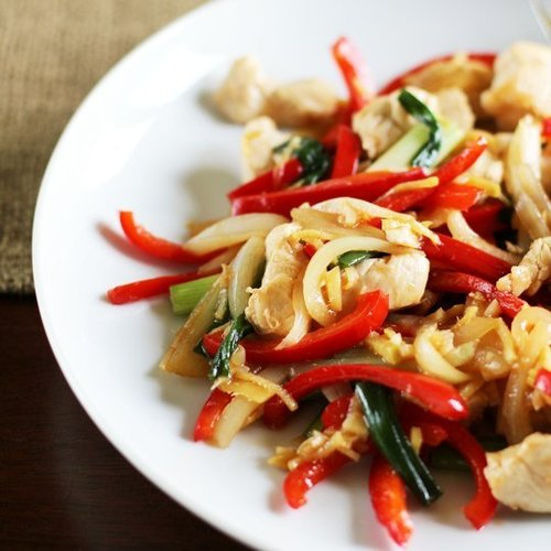 Thai ginger chicken stir fry kidneybuzz all credit to their respective owners forumfinder Image collections