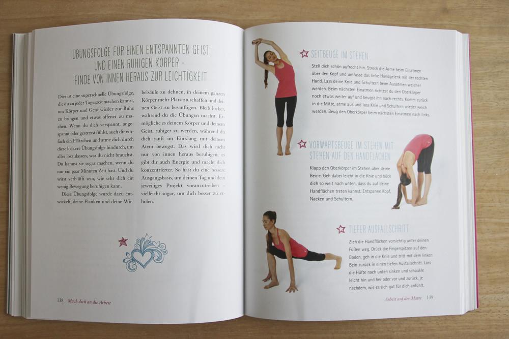 Tara Stiles, dein Yoga dein Leben, Rezeptbuch, Yoga Buch, Ratgeber3235.jpg