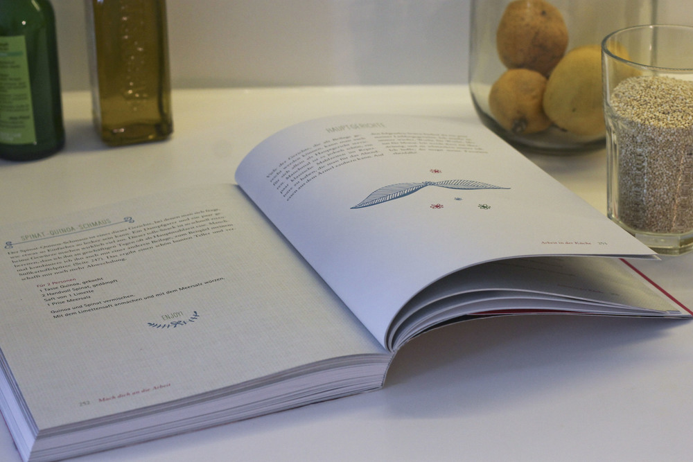 Quinoa and Spinach,Tara Stiles, dein Yoga dein Leben, Rezeptbuch, Yoga Buch, Ratgeber3243.jpg
