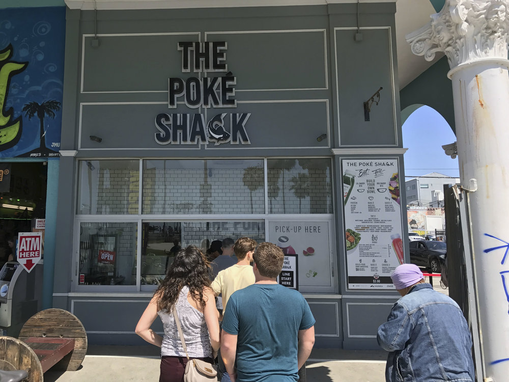 The Poke Shack Venice Monica Los Angeles.JPG