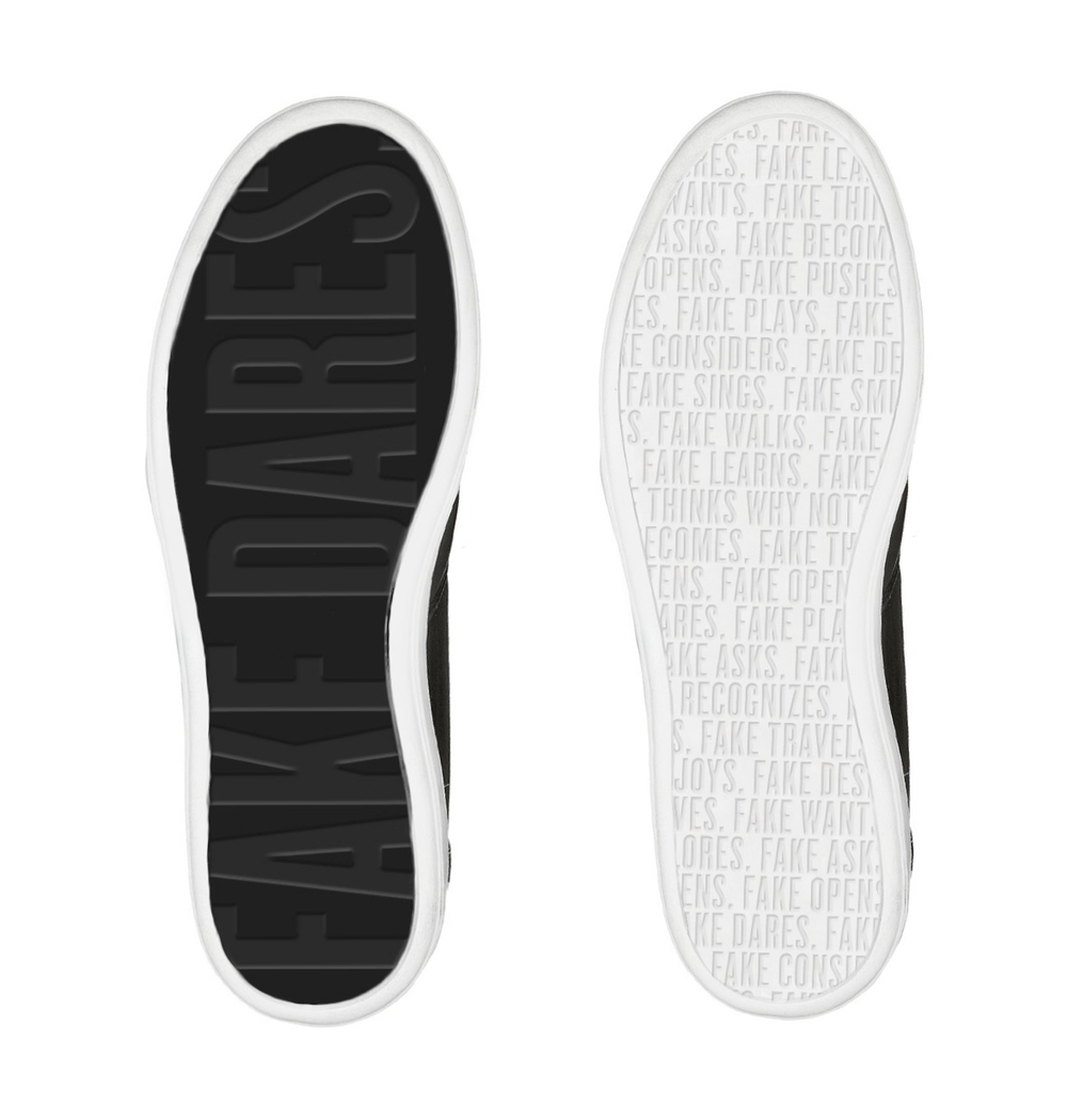 Fake Shoe Sole