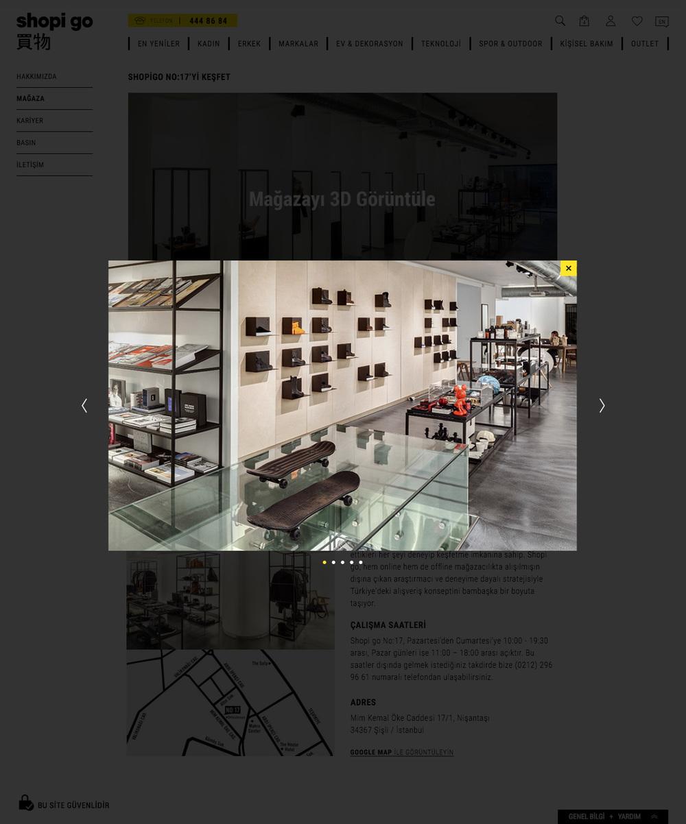 Shopi go | Store Images Slideshow