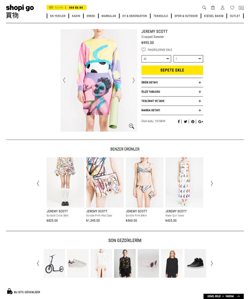 Shopi go | Product Detail