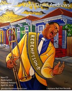 Redemption Venue Poster