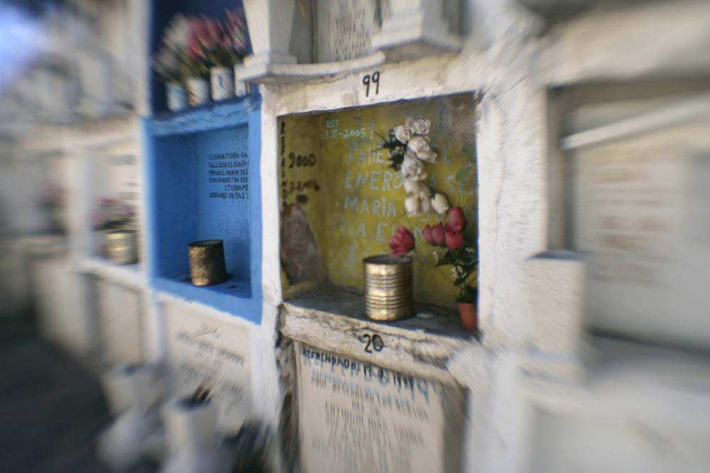 Cementario: Dia de los Muertos