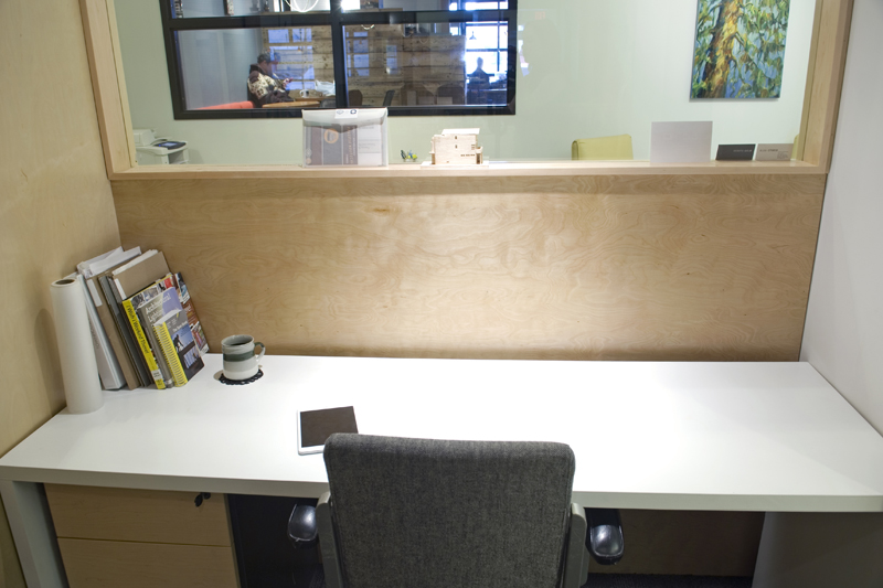 SMALL OFFICE MAIN LEVEL