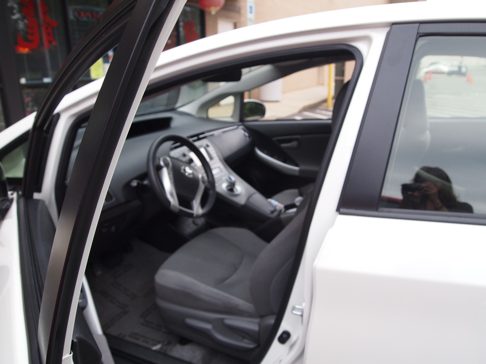 A Prius!