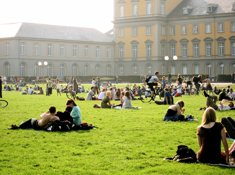 Hofgarten (via)