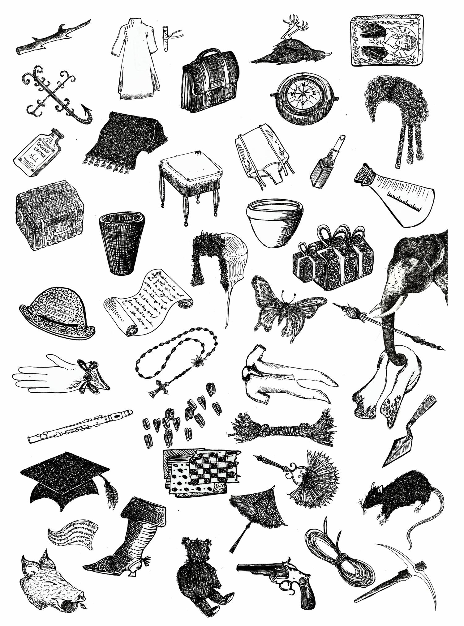 objects merlin