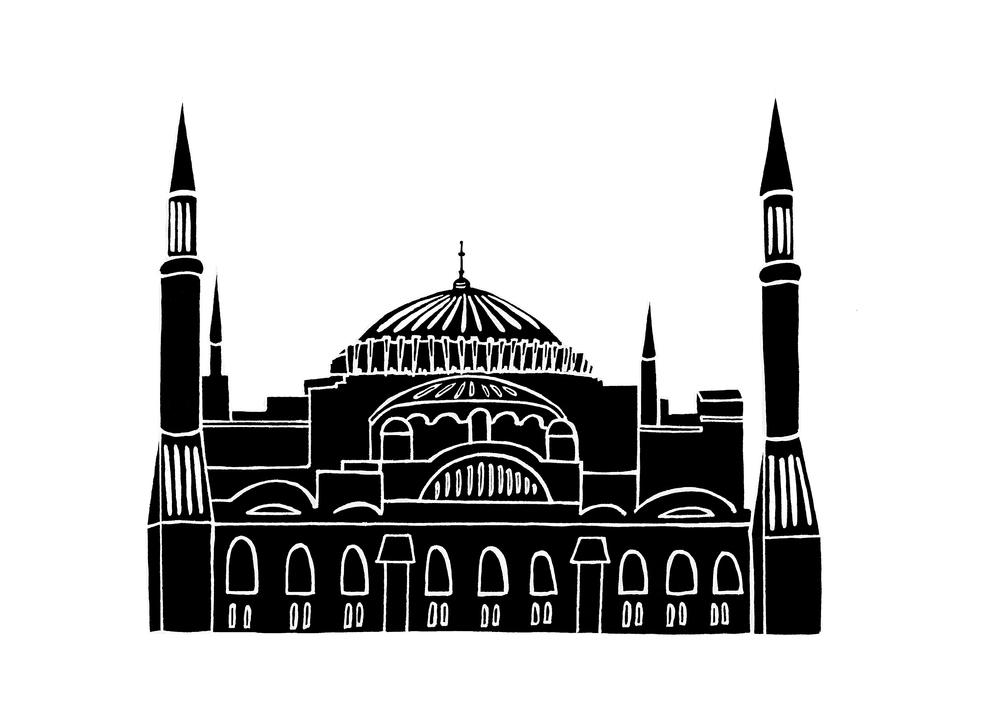 Hagia Sophia Silhouette.jpg