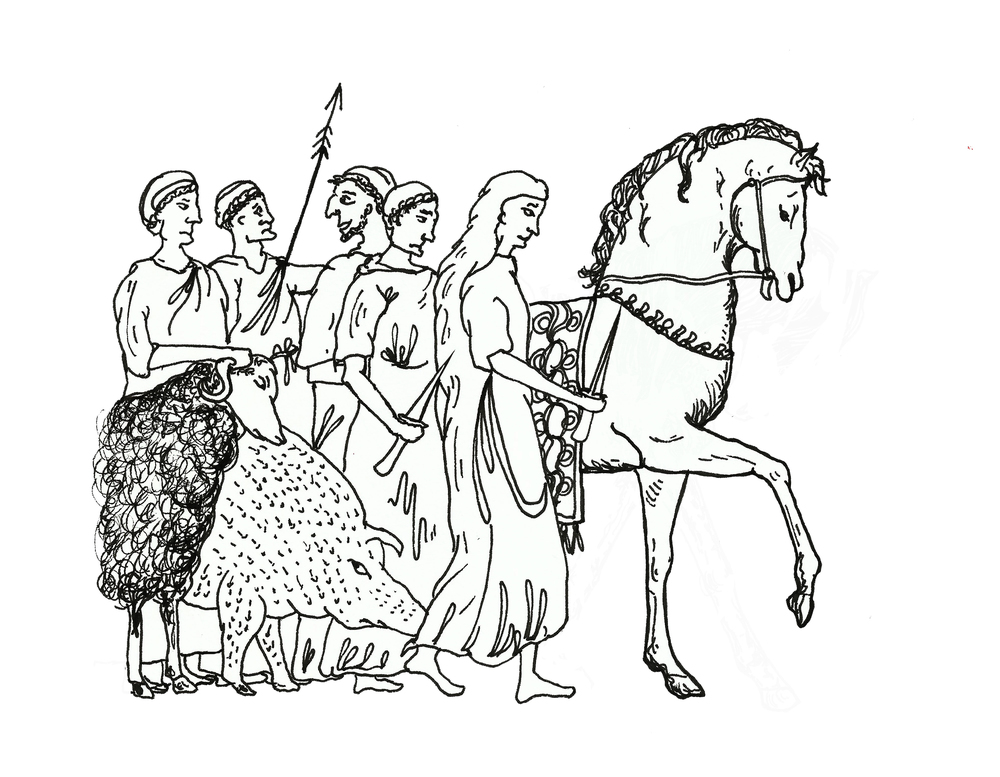 Roman Sacrifice Inking.jpg