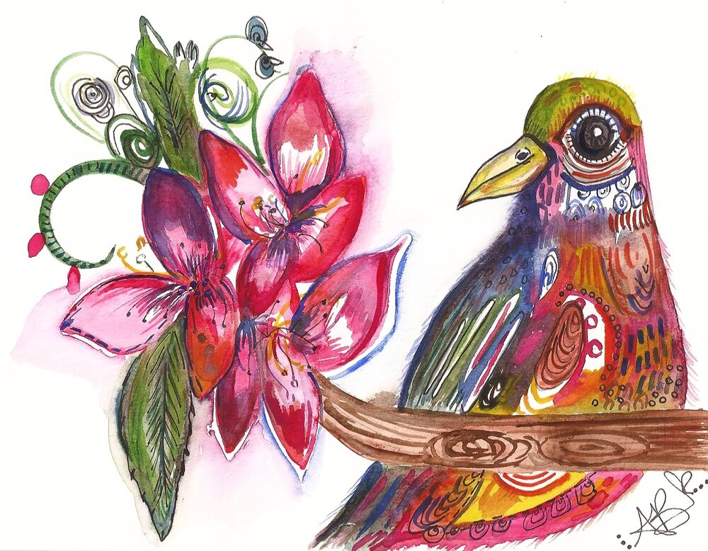 """Bird of Paradise"" (2015)"