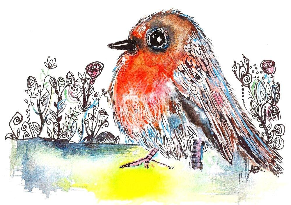 """""""Robin"""" (2014)"""