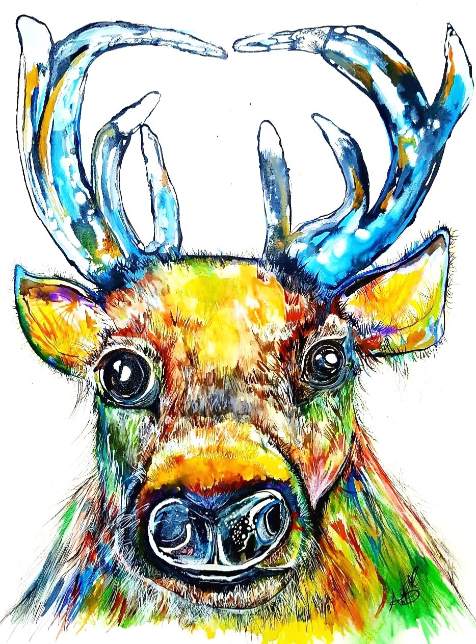 """""""The Stag"""" (2017)"""