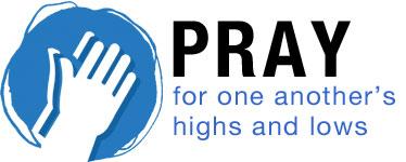 Click to return to the PRAY menu