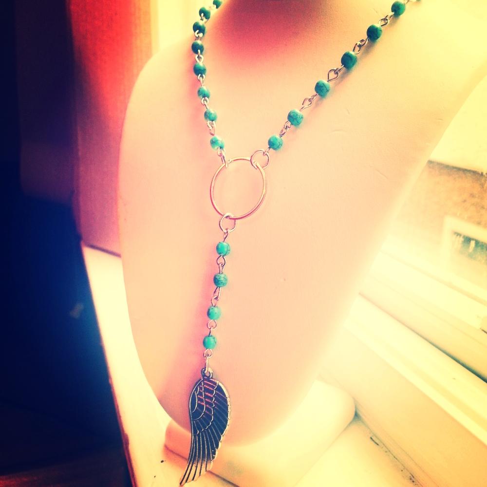 Mini Magnesite Rosary