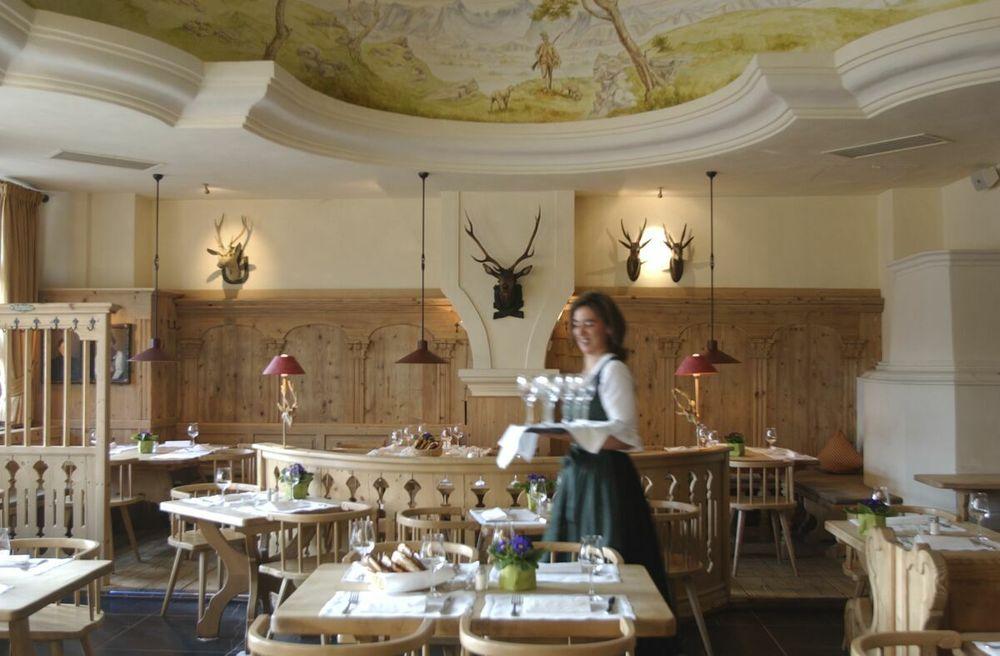 Downstairs Dining Room via  restaurant website