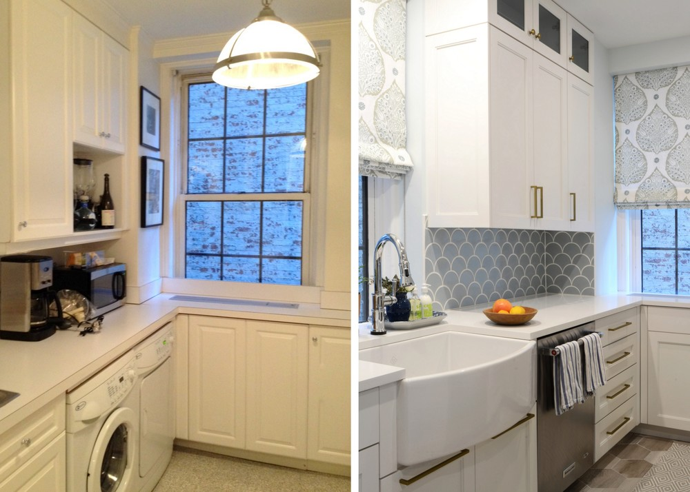 The before upper east side kitchen renovation emily c butler