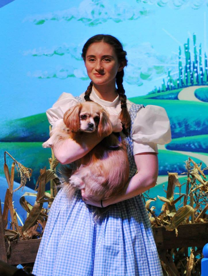 Kathryn Adams in  The Wizard of Oz