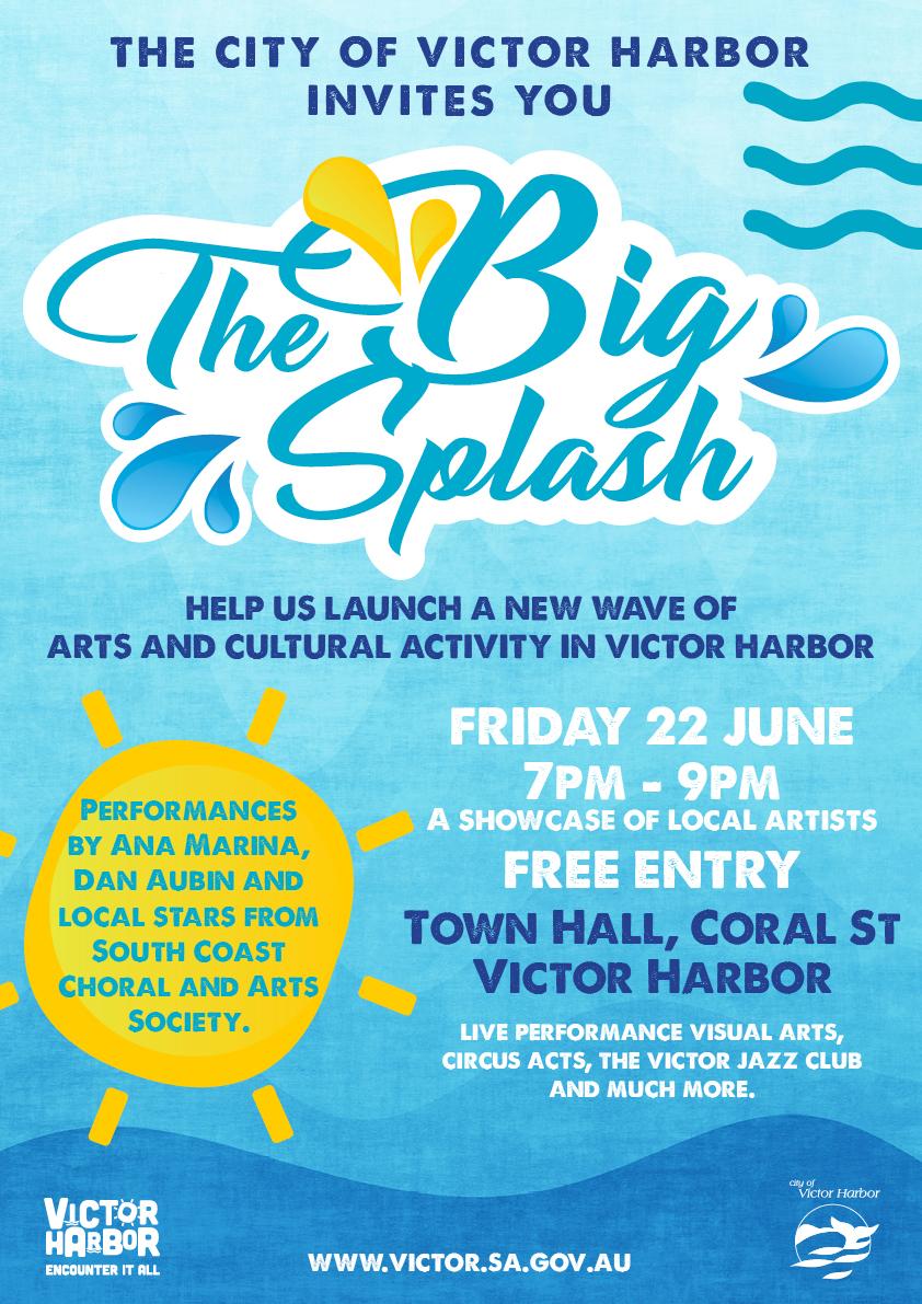 CVH_Arts_The Big Splash Poster.jpg