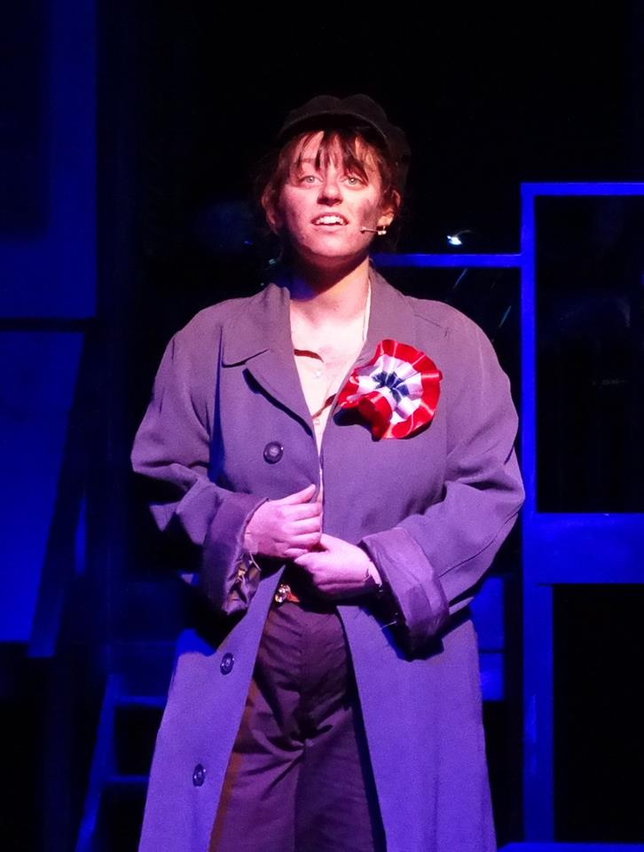 Natalie Harding in  Les Miserables