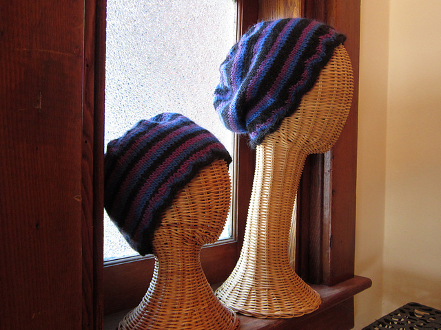 Amish Country Beanie