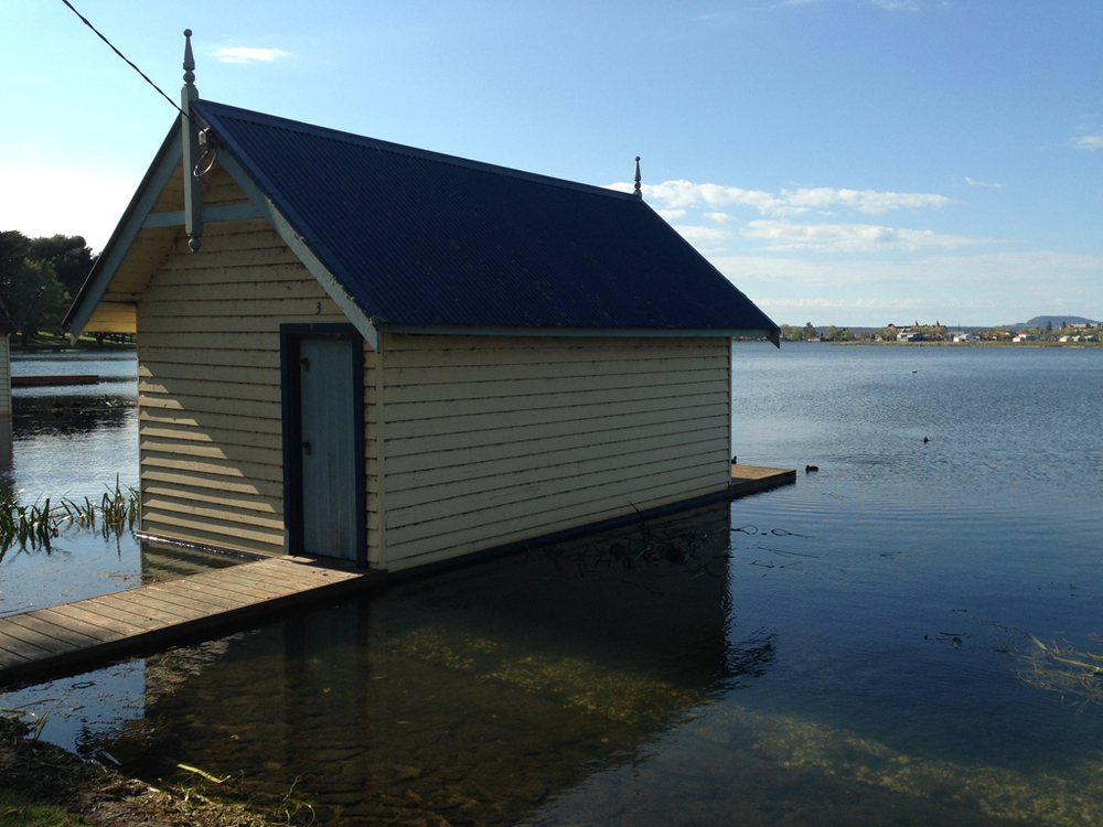 Boatshed Lake Wendouree