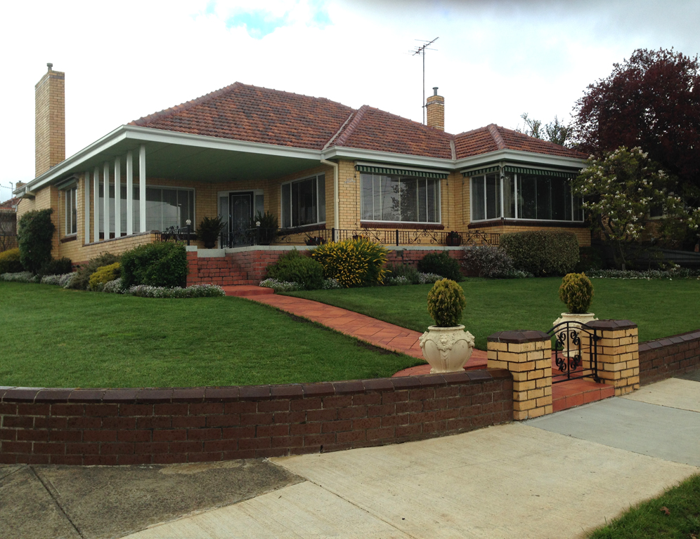 Mid Century home in Ballarat