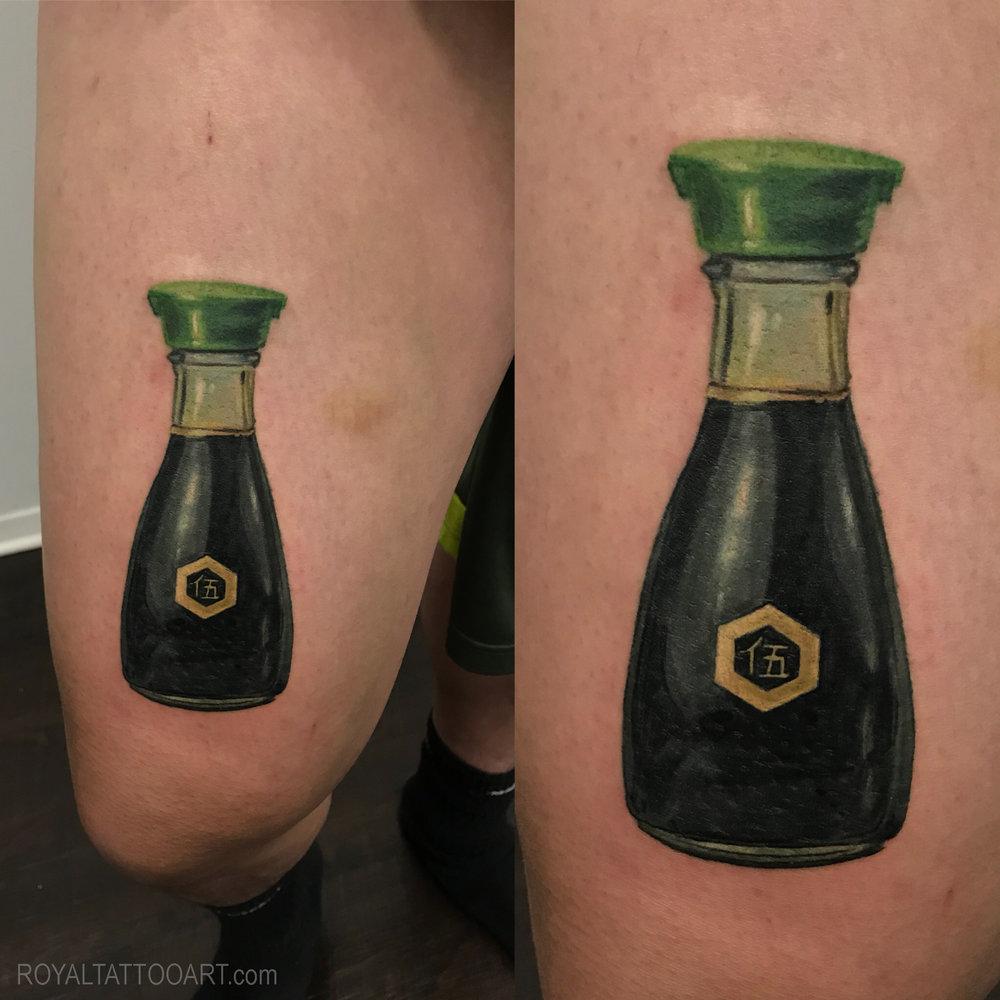 3d tattoo realism realistic portrait
