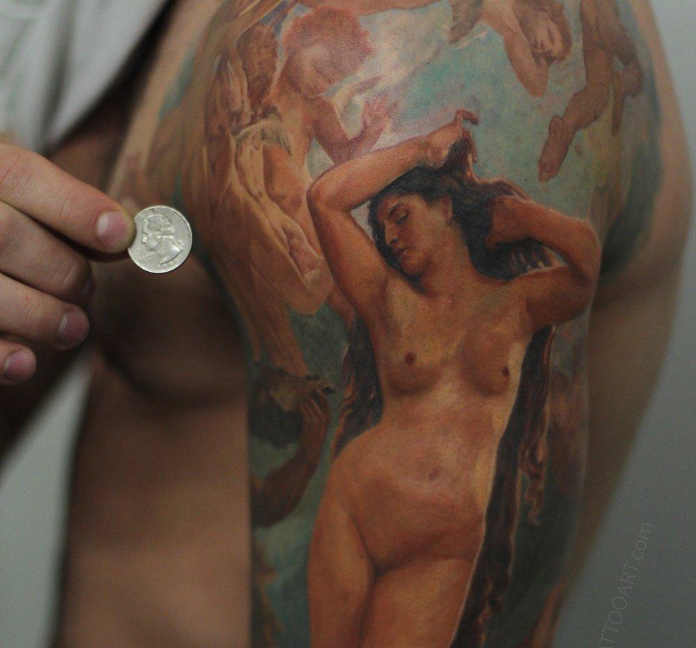 Birth+of+Venus+Realistic+color+tattoo+nyc+royal+.jpg