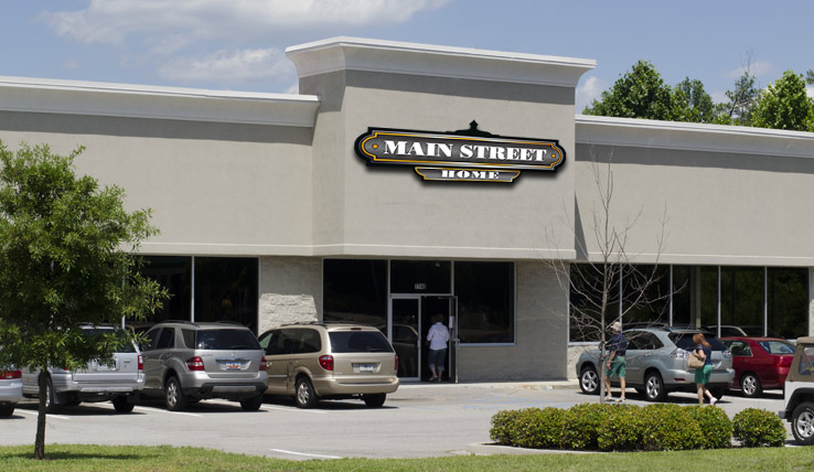 Visit Main Street Home located at7740 Broad River Rd, Irmo, SC Phone:(803) 749-7501 Email: consign@mainstreethome.net