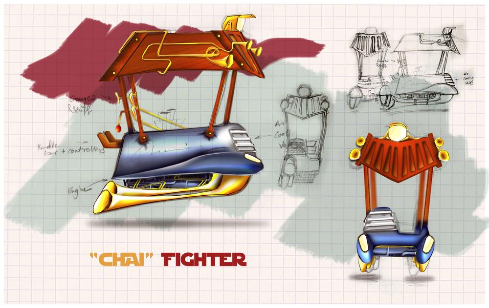 'Chai' Fighter