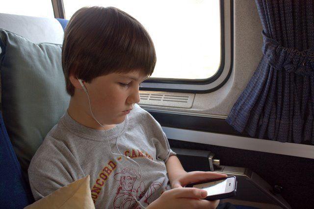 Amtrak coach seats